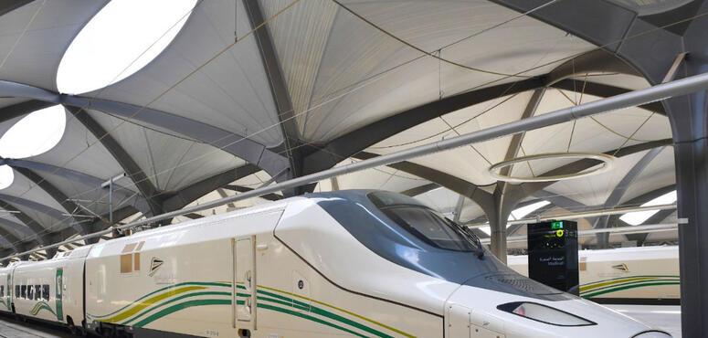 Over 50,000 Hajj pilgrims use Haramain High Speed Railway