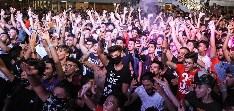Gallery: Baghdad sees huge crowds attend Summer Festival