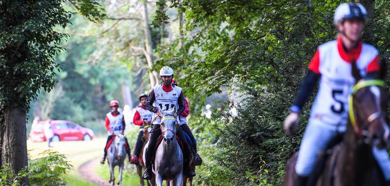 Gallery: Sheikh Mohammed Bin Rashid Al Maktoum Endurance Cup Festival in Euston Park