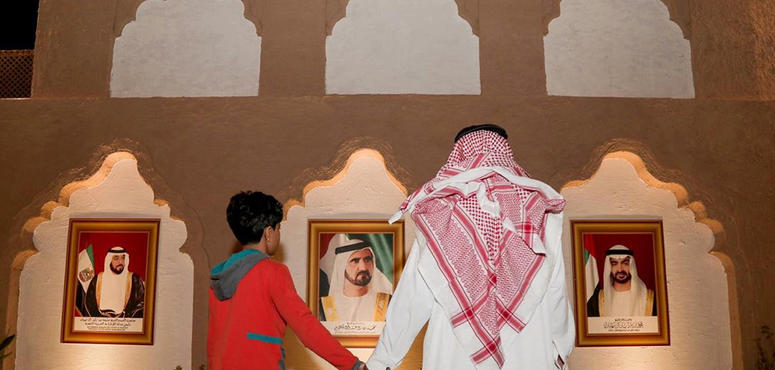 Gallery: UAE Pavilion at the Souk Okaz festival in Taif