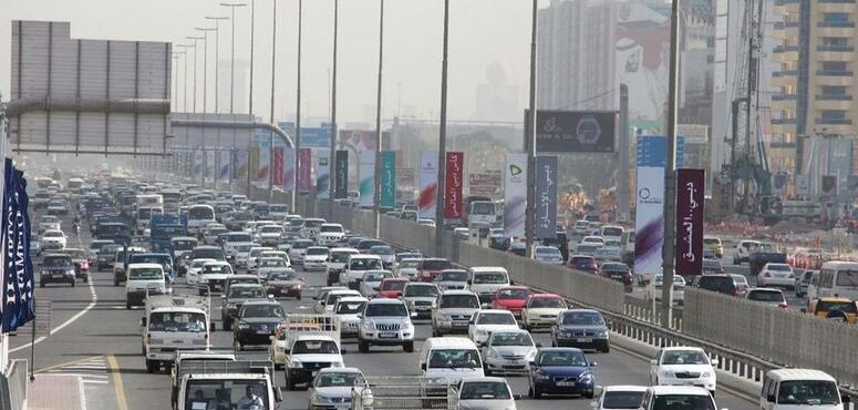 Revealed: how traffic congestion in UAE cities compares globally