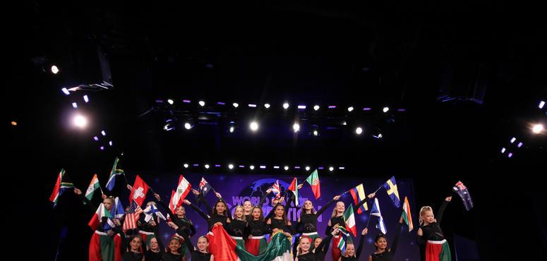 Dubai dancers secure silverware at international competition