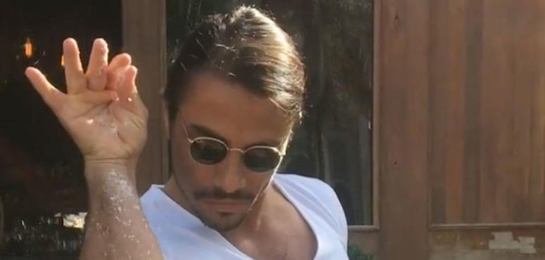 Salt Bae backers seek a partner and a $1bn valuation