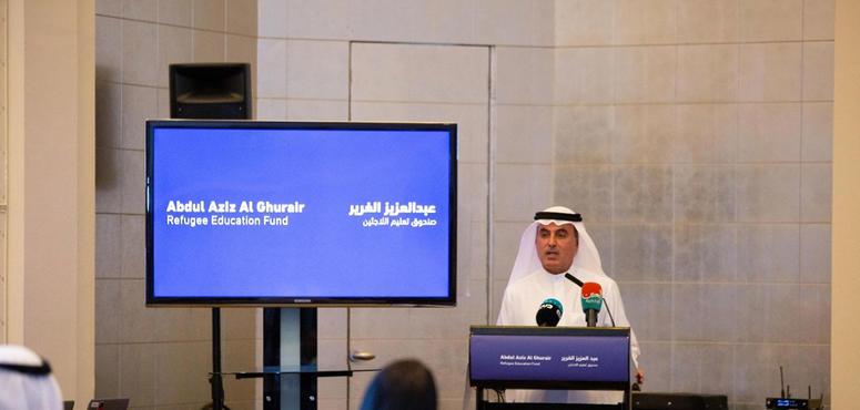 Abdul Aziz Al Ghurair Refugee Education fund to disperse $6.8m in Jordan, Lebanon