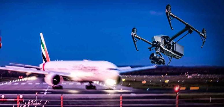 Watch the skies: why the time is right to tackle drones threat