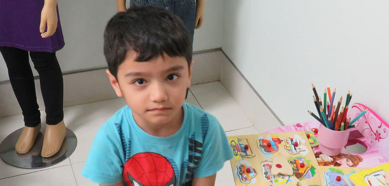 Dubai Police continue search for parents of boy abandoned in mall