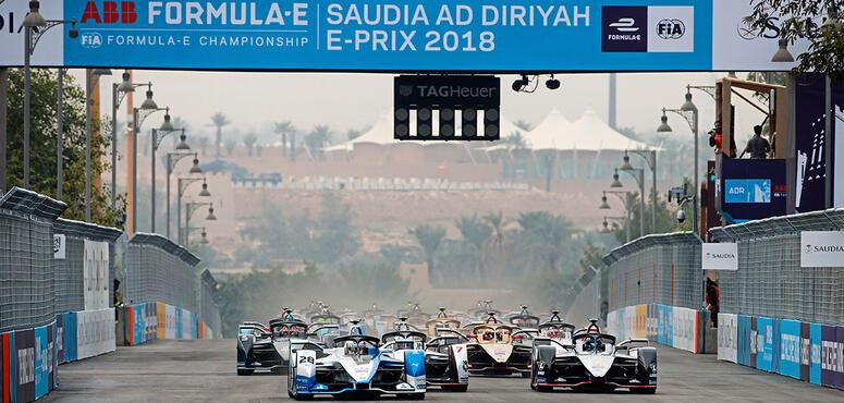 Saudi Arabia's Qiddiya eyes first Formula One race in 2023