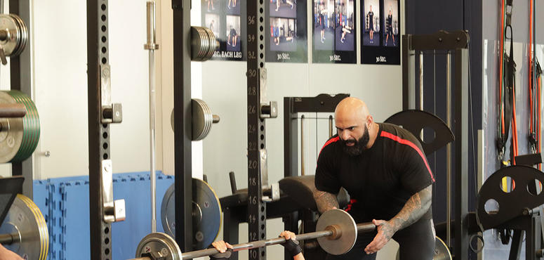 Dubai gym launches AED36,000 28-day intensive programme