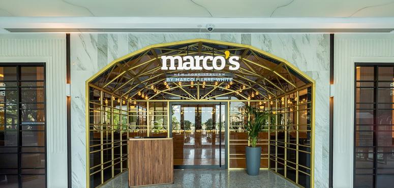 Marco Pierre White unveils plan for new Abu Dhabi restaurant