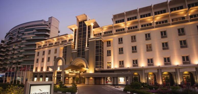 Luxury Dubai hotel completes $12m revamp