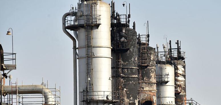 Saudi oil attacks highlight risk to kingdom's water supply