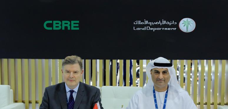 CBRE to provide real estate analysis for Dubai Land Department