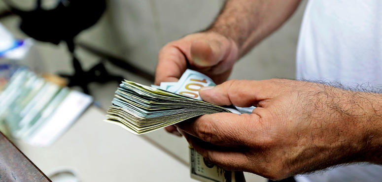 Lebanese army arrests 16 over illegal currency ring