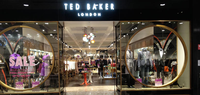 Ted Baker plunges after warning over second-half performance