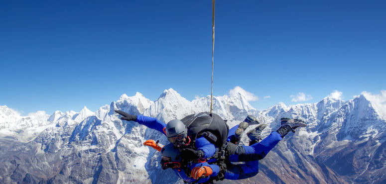 The $25,000 alternative to climbing Mount Everest
