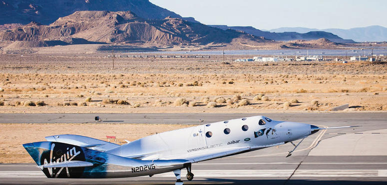 Boeing invests $20m in Abu Dhabi-backed Virgin Galactic as space trips beckon