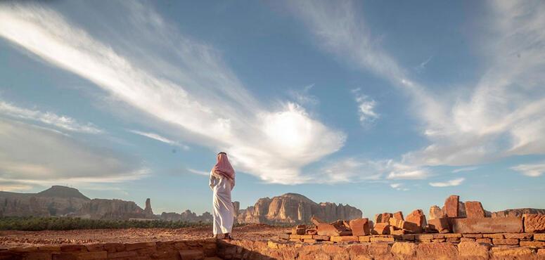 Global interest rising in Saudi tourism - survey