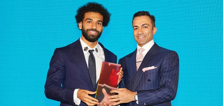 Mo Salah, Sheikha Hoor Al Qasimi win top honours at GQ Middle East awards