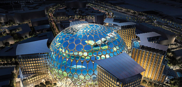 How Dubai aims to attract 25m visitors to Expo 2020