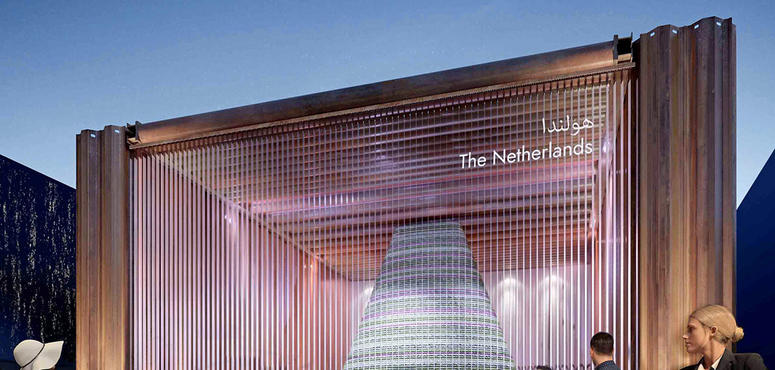 Video: David Spierings on the Netherlands Pavilion at Expo 2020 Dubai