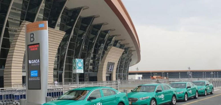 Saudi Arabia's airport taxis set to go green