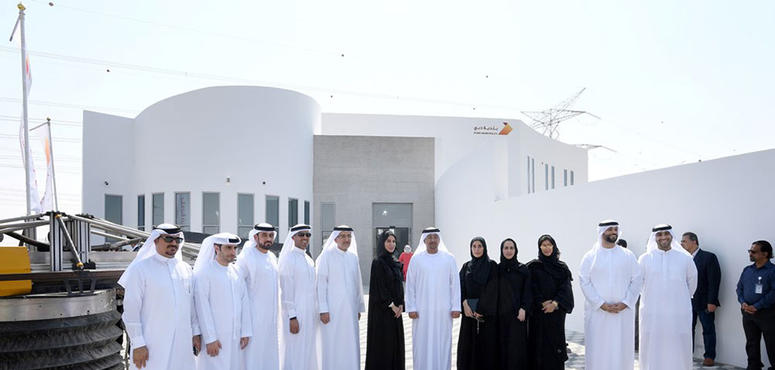Dubai unveils largest 3D printed two-storey structure in the world