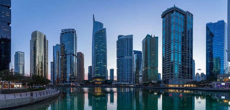 Dubai's JLT to become first 5G-powered smart district in region
