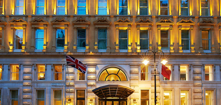 Review: Corinthia London, where British luxury meets politics