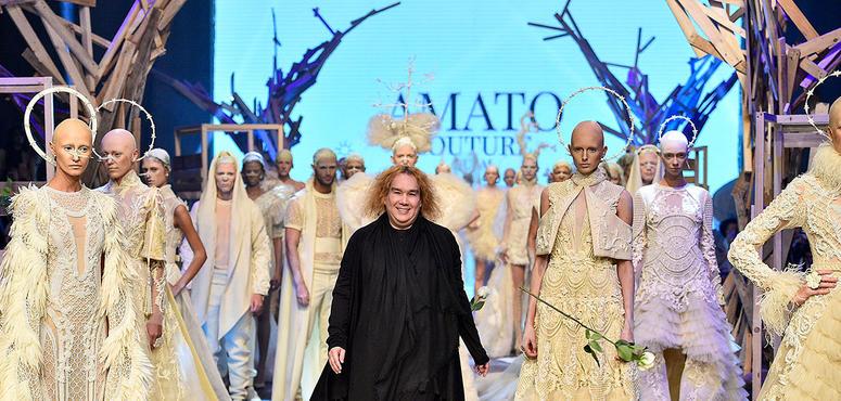In pictures: Amato Couture brings Fashion Forward Dubai 2019 to a close