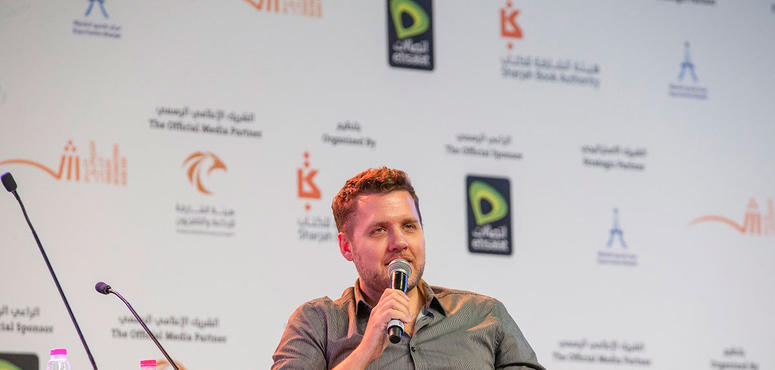 Self-help culture moving away from 'Tony Robbins' approach, Mark Manson tells UAE event