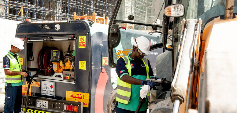 UAE businesses need fuel delivery they can trust