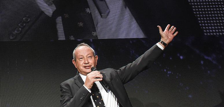 Naguib Sawiris: make me an offer I can't refuse