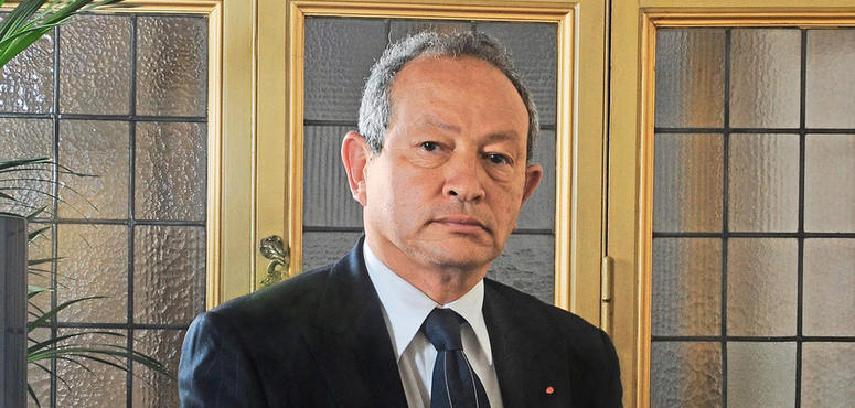 Naguib Sawiris: 'If God wanted women to be veiled, he would have created them with a veil'