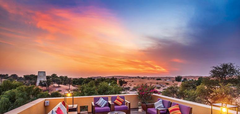 Reconnecting with nature at The Ritz-Carlton Ras Al Khaimah, Al Wadi Desert