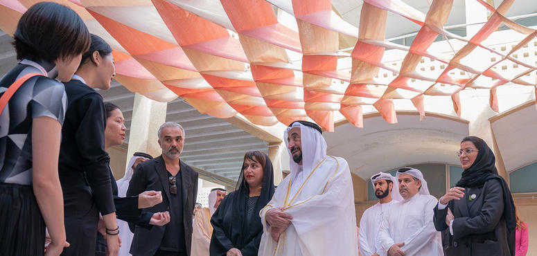 In pictures: Sultan Al Qasimi inaugurates Sharjah Architecture Triennial