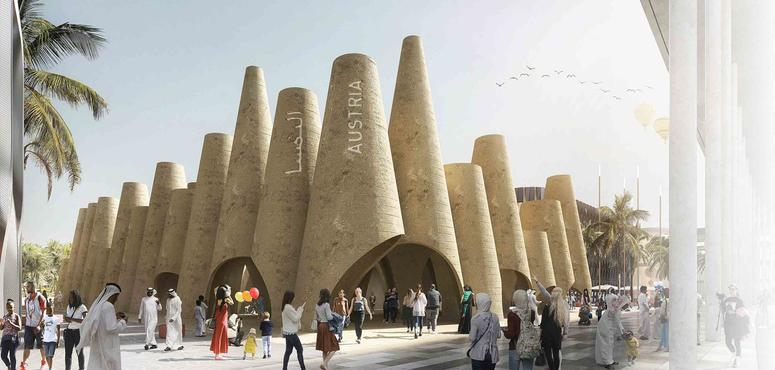 Austria completes first phase of Expo 2020 Dubai pavilion construction