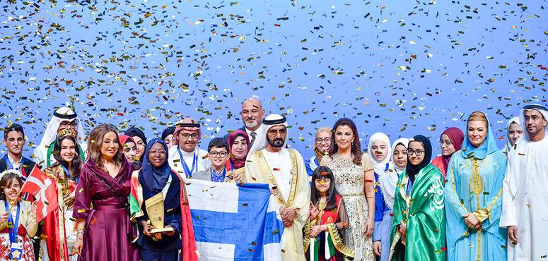 In pictures: Hadeel Anwar crowned Arab Reading Challenge 2019 in Dubai