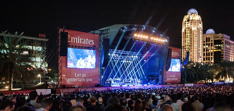 Dubai's events and entertainment scene to have mixed offerings in future, says tourism chief