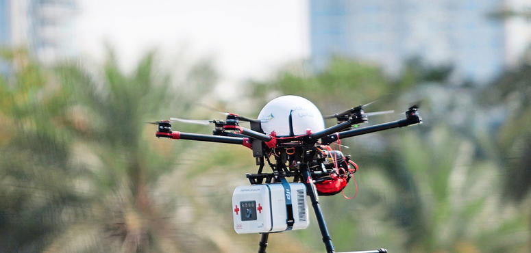 Dubai issues law to help boost the business of drones in the emirate