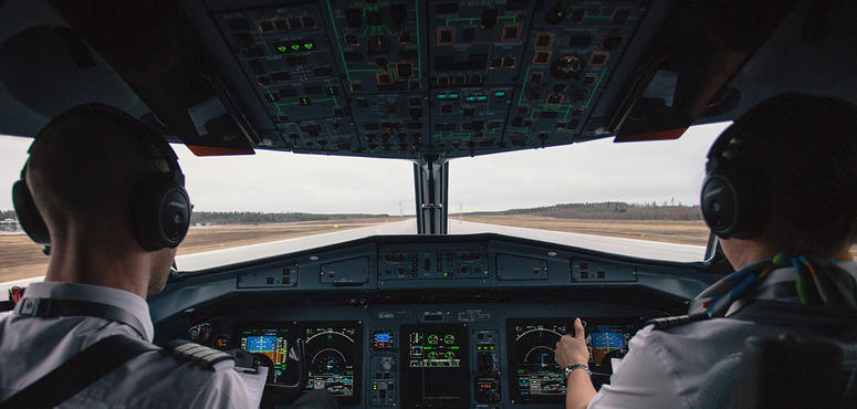 Video: How automation is changing flying