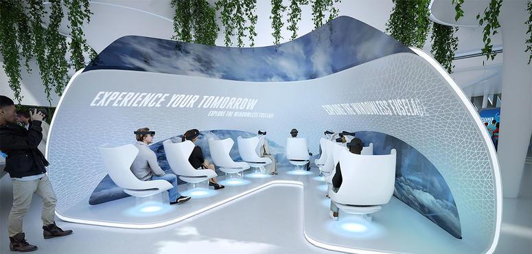 In pictures: Take a sneak peek inside the Emirates Expo 2020 Dubai pavilion
