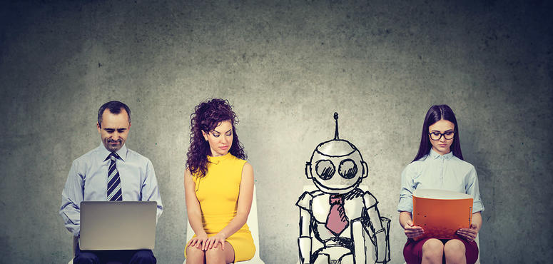 Opinion: recruiting in the age of AI