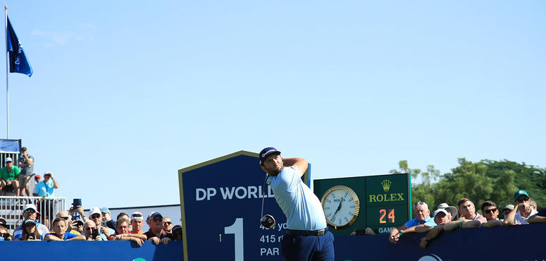 In pictures: DP World Tour Championship Dubai - Day Three