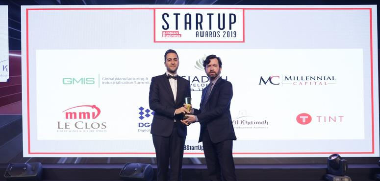 Okadoc named Start-up of the Year at annual Arabian Business Start-up awards