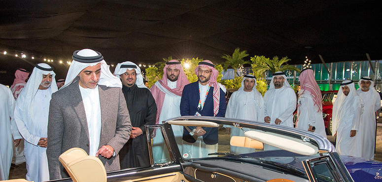 In pictures: Over 1,200 cars on display at Riyadh motor show