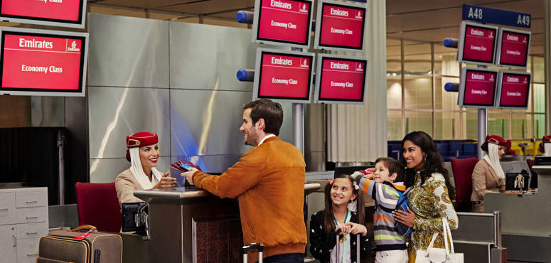 Emirates warns of busy New Year travel period
