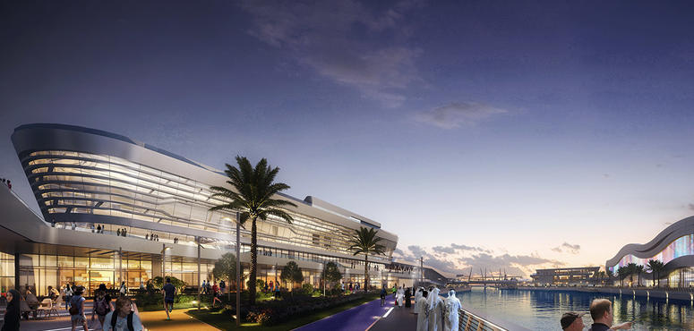 Abu Dhabi's Al Qana on track for Q4 completion