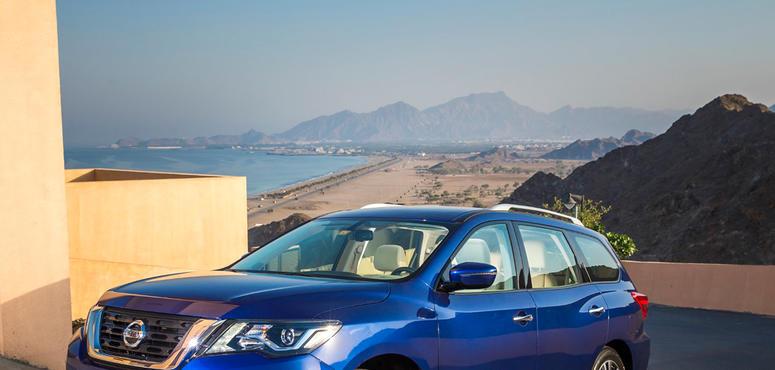 Nissan Pathfinder ups adventure-ready credentials