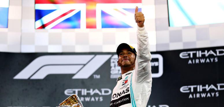 Lewis Hamilton wins after Abu Dhabi F1 'master class'