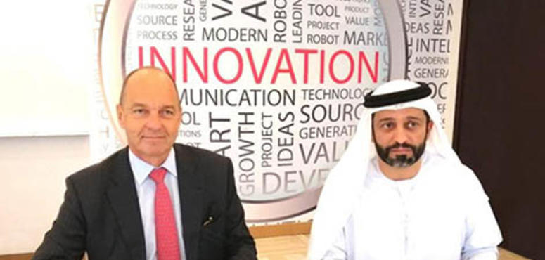 Dubai's RTA signs deal to trial new digital vehicle plates